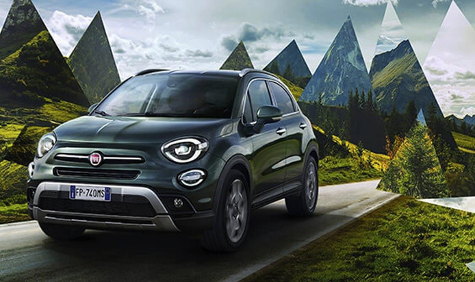 The refreshed Fiat 500X makes a hot contender in the family crossover sector