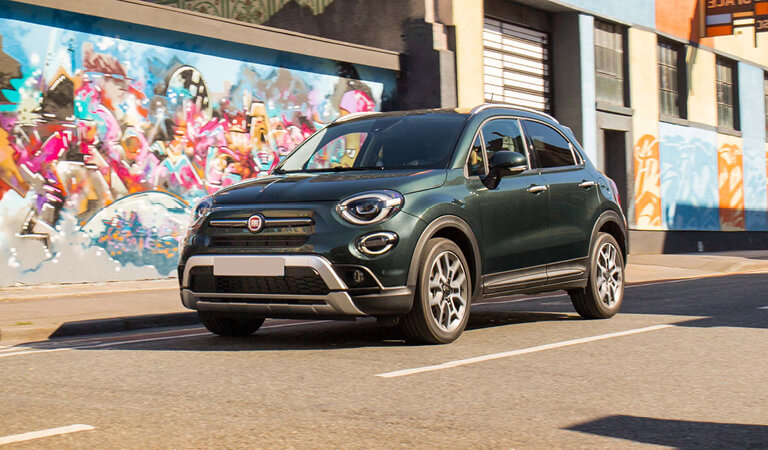 Fiat 500X City Cross