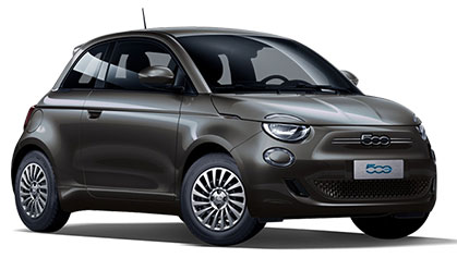 New Fiat 500 Action