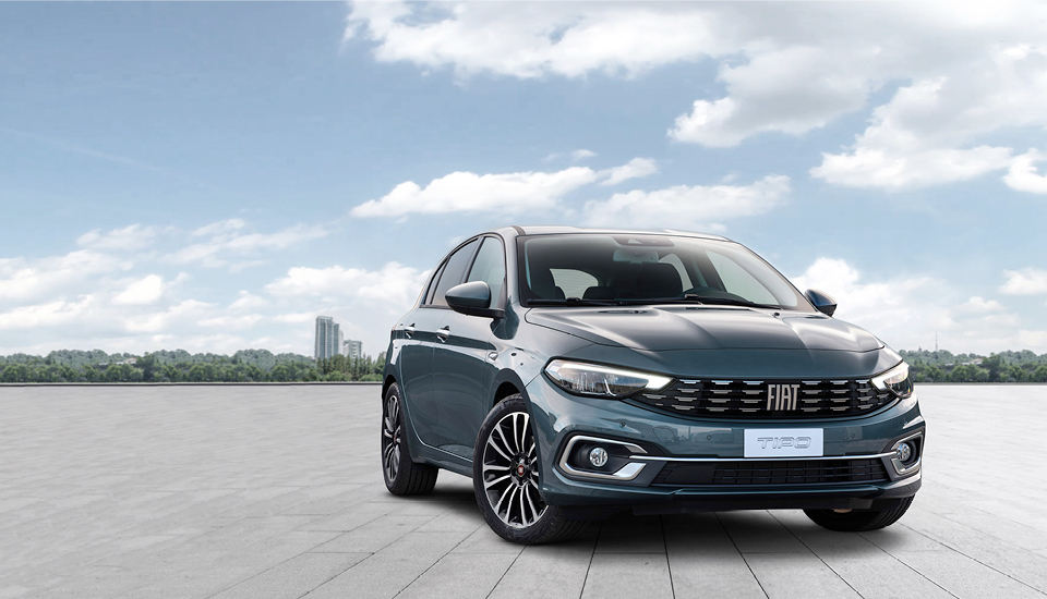 New Fiat Tipo Life
