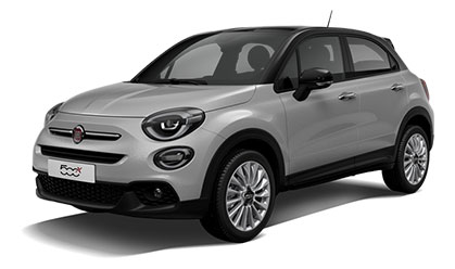 Fiat 500X Connect